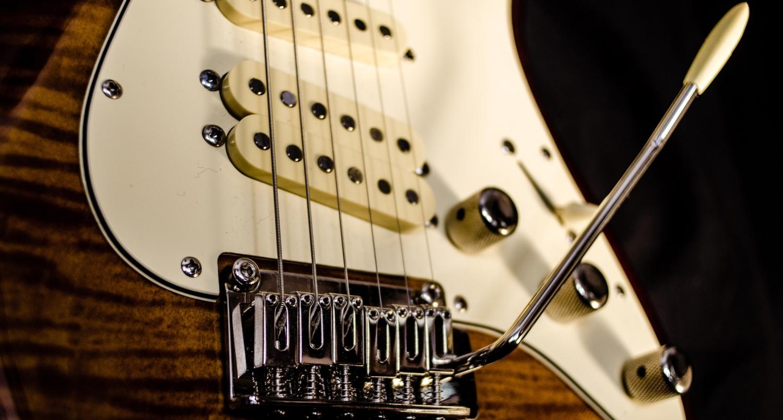 Nauka gry na gitarze elektrycznej